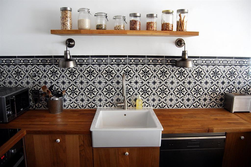 Carrelage Cuisine Mural Maroc