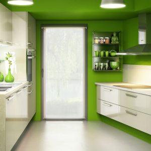 Decoration Cuisine Peinture Vert