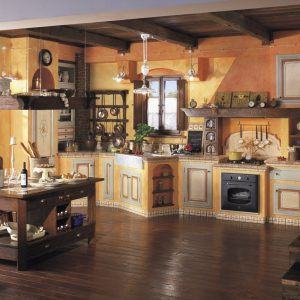 Decoration Cuisine Photo Provencale