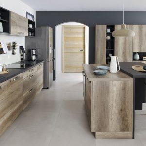 Meuble de cuisine chez cuisinella cuisine id es de - Meuble cuisine cuisinella ...