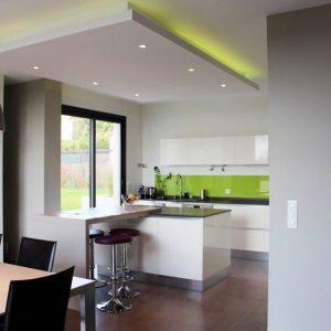 Eclairage Led Pour Plafond Cuisine
