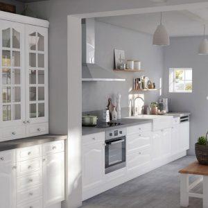 element cuisine blanc laque cuisine id es de