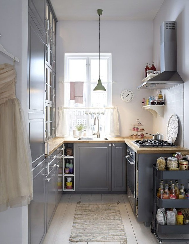 Idée Petite Cuisine Moderne