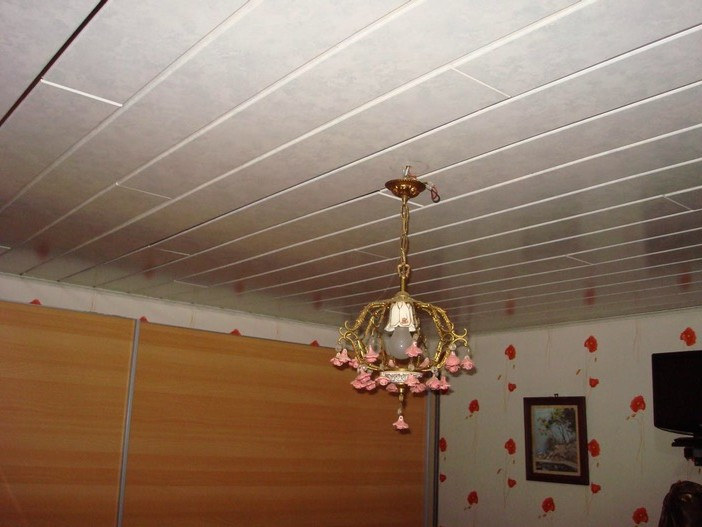 Lame Pvc Plafond Cuisine