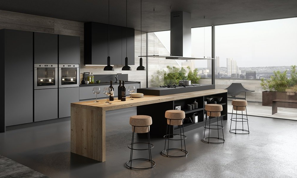 Meuble De Cuisine Design Contemporain