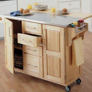 Meuble De Cuisine Inox Ikea