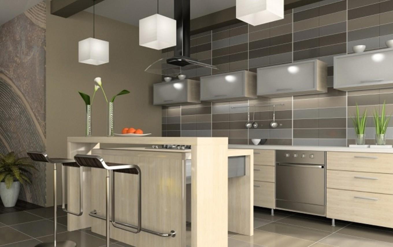 Meuble de cuisine moderne 2015 cuisine id es de for Decoration de cuisine moderne 2015