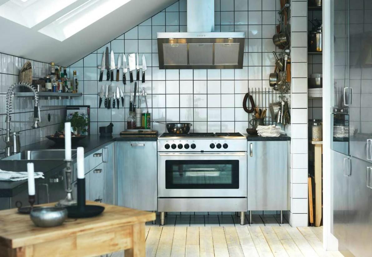Modèle De Cuisine équipée Ikea