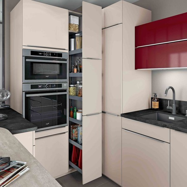 petit meuble de cuisine en inox cuisine id es de. Black Bedroom Furniture Sets. Home Design Ideas