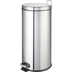 poubelle de cuisine inox 50 litres cuisine id es de. Black Bedroom Furniture Sets. Home Design Ideas