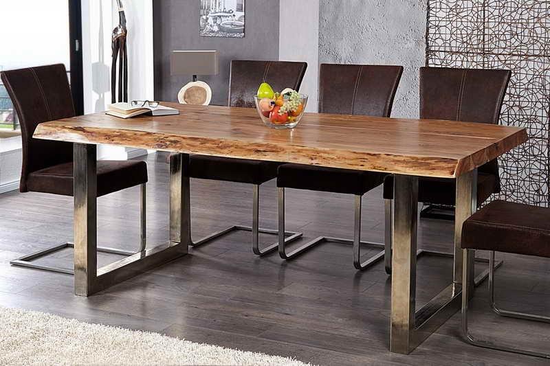 table de cuisine rustique rectangulaire cuisine id es. Black Bedroom Furniture Sets. Home Design Ideas