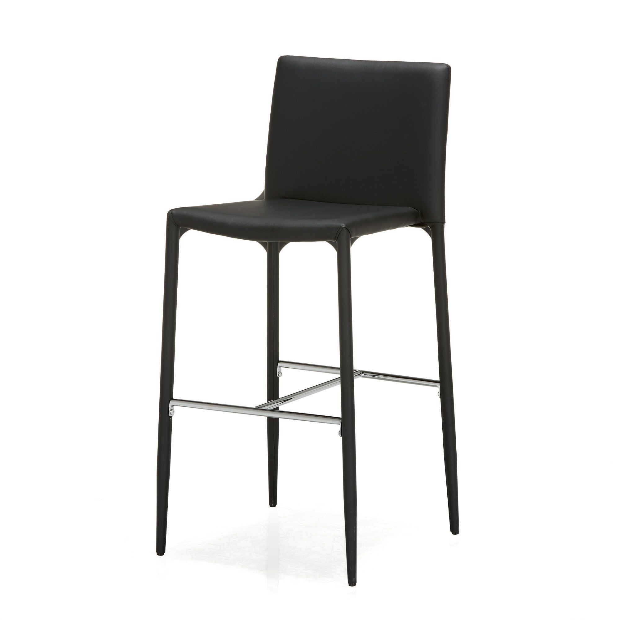 tabouret de bar alinea tabouret de bar bleu avec pieds en h tre massif jade tabouret consoles. Black Bedroom Furniture Sets. Home Design Ideas