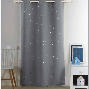 rideaux rose poudr et gris rideau id es de d coration. Black Bedroom Furniture Sets. Home Design Ideas