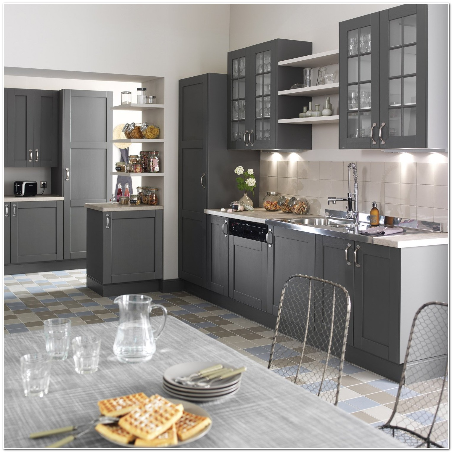 meuble suspendu cuisine leroy merlin cuisine id es de. Black Bedroom Furniture Sets. Home Design Ideas