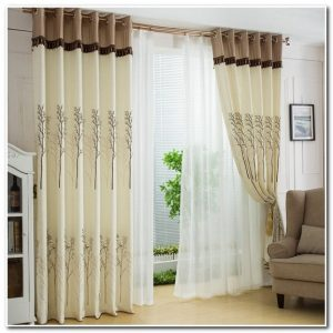 voilage et rideau sur la m me tringle rideau id es de d coration de maison gxl6lxrb67. Black Bedroom Furniture Sets. Home Design Ideas