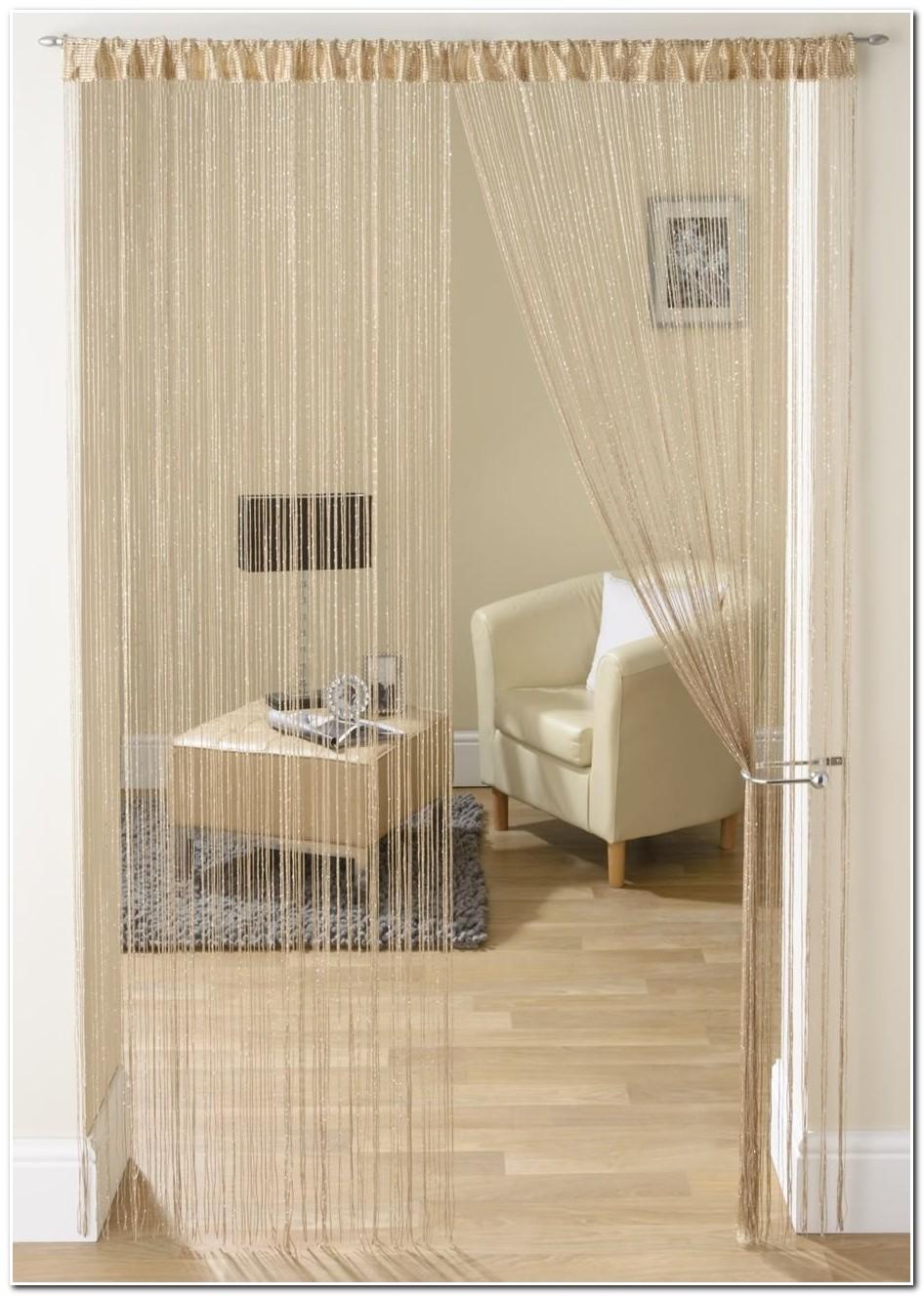 Rideau Fil Blanc 90x200