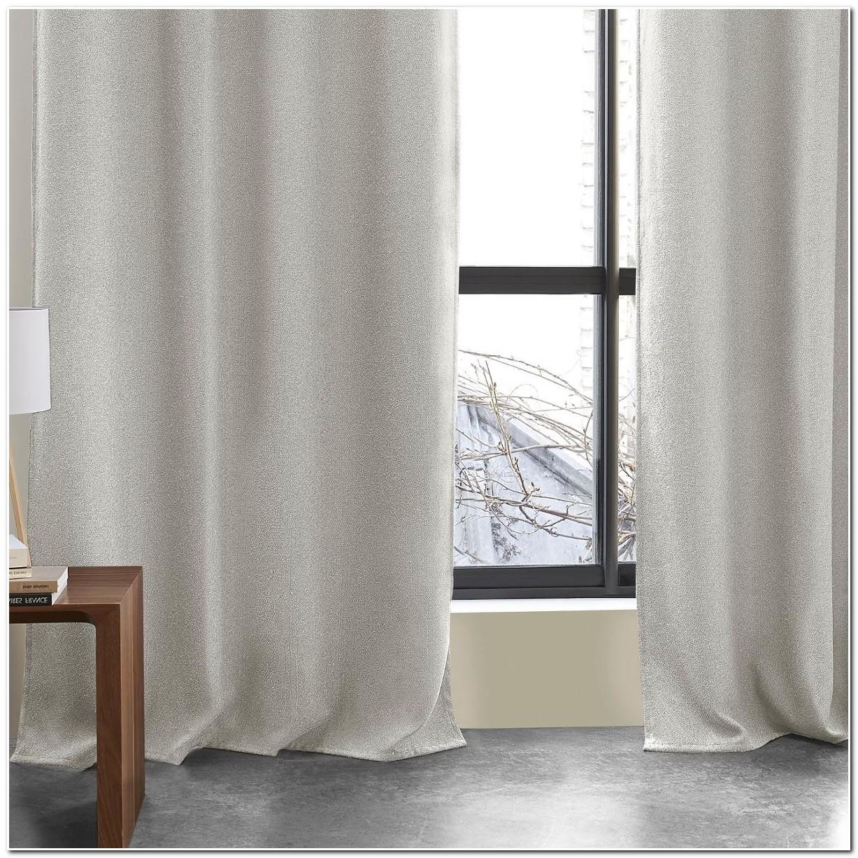 rideau gris clair occultant rideau id es de d coration de maison 56lgrr1n30. Black Bedroom Furniture Sets. Home Design Ideas