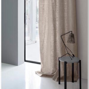 rideau lin blanc casse uncategorized id es de. Black Bedroom Furniture Sets. Home Design Ideas