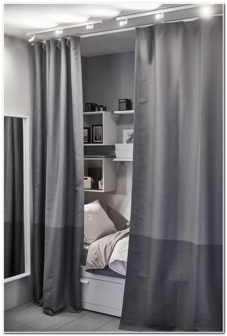 Rideau Lin Blanc Ikea