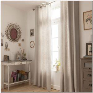 double rideau gris leroy merlin rideau id es de. Black Bedroom Furniture Sets. Home Design Ideas