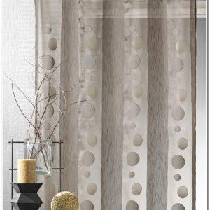 rideau double voilage gris et blanc rideau id es de d coration de maison dolvb5kl8m. Black Bedroom Furniture Sets. Home Design Ideas