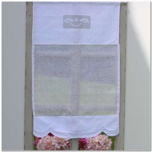 Rideaux brise bise becquet rideau id es de d coration for Rideau 45x120
