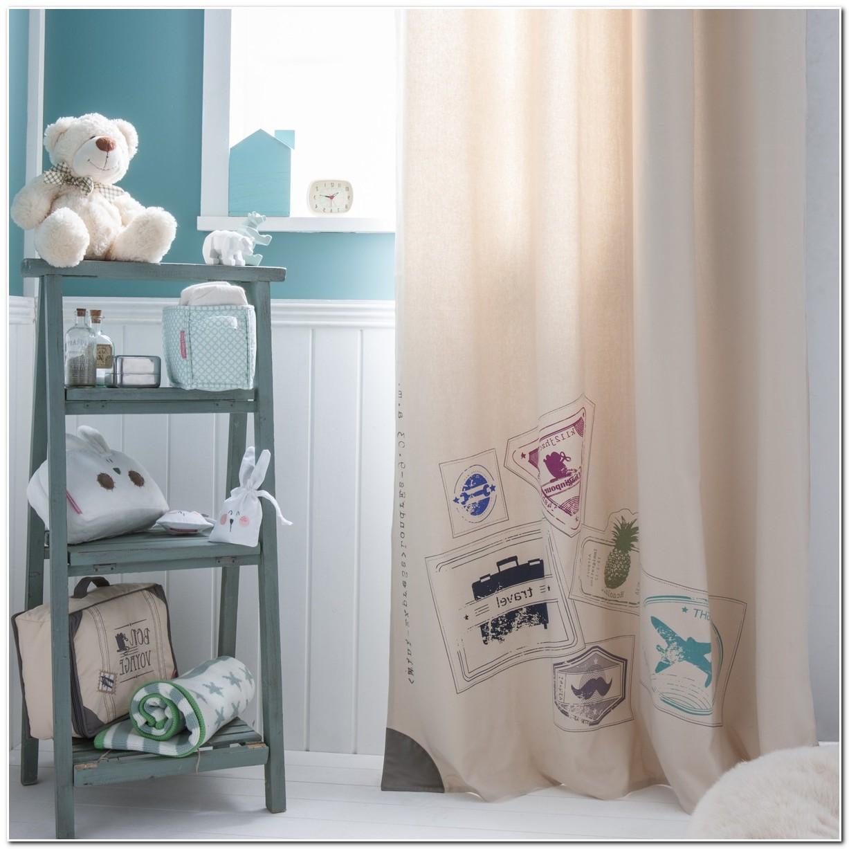 rideaux chambre bebe winnie rideau id es de d coration. Black Bedroom Furniture Sets. Home Design Ideas