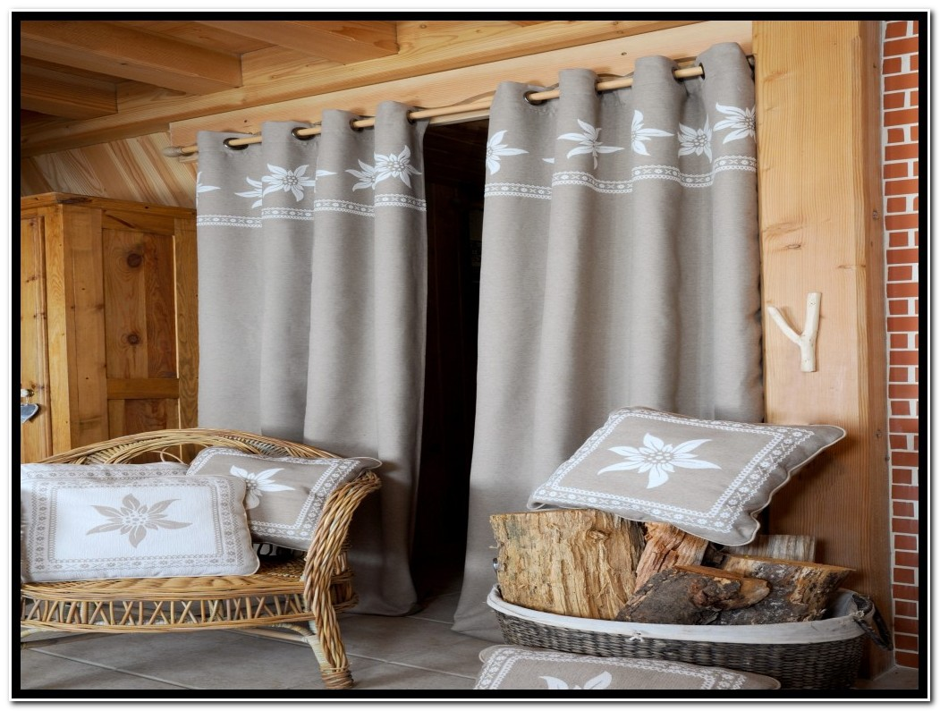 Rideaux Style Montagne. Full Size Of Rideaux Chalet Montagne Deco ...