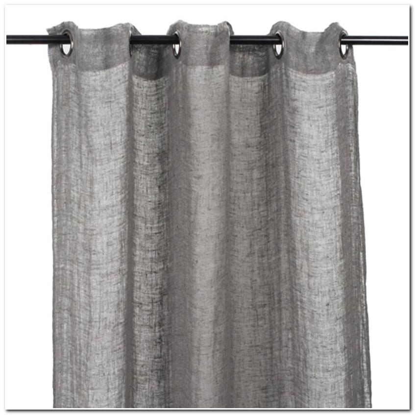 rideaux en lin gris rideau id es de d coration de maison dolvbvgl8m. Black Bedroom Furniture Sets. Home Design Ideas