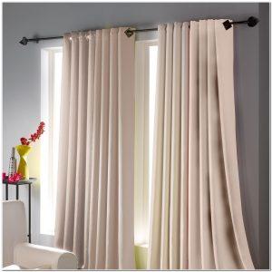 double rideaux occultants grande largeur rideau id es. Black Bedroom Furniture Sets. Home Design Ideas