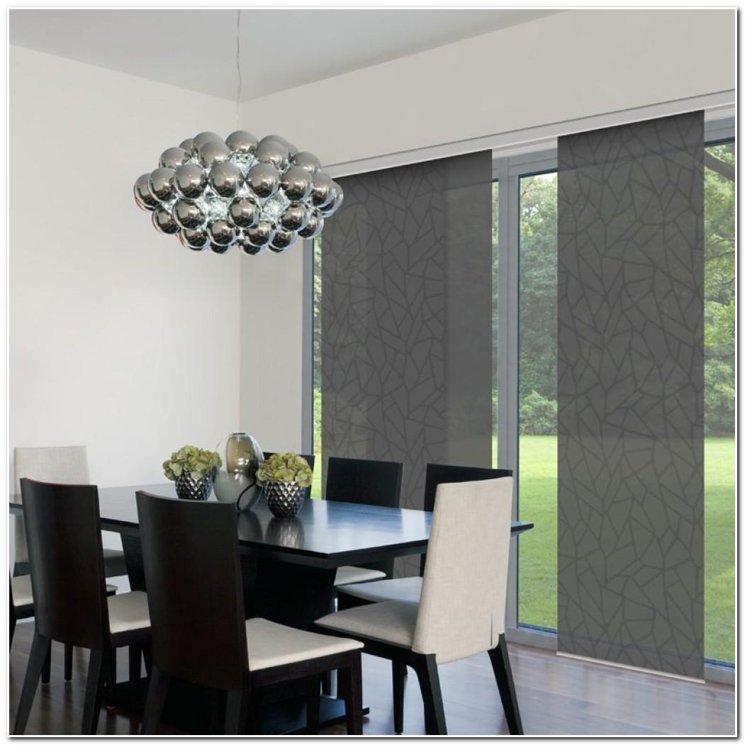 rideaux panneaux japonais sur mesure rideau id es de. Black Bedroom Furniture Sets. Home Design Ideas
