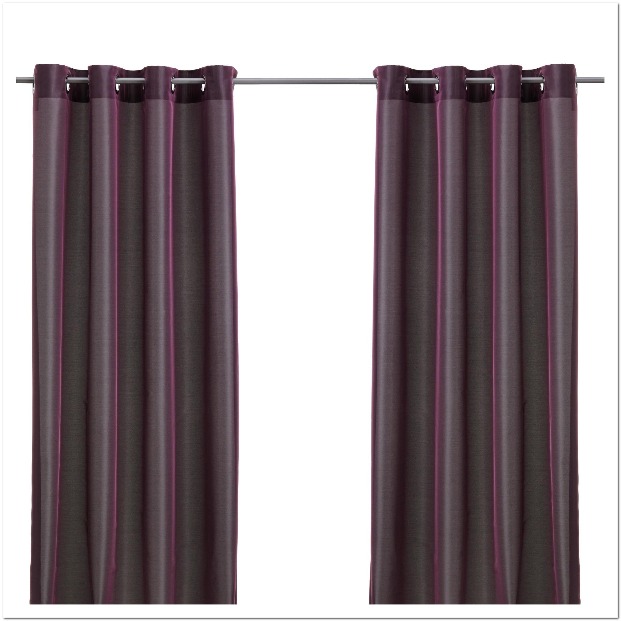 Double Rideaux Velours Ikea