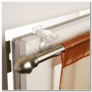 Fixation Tringle A Rideau Fenetre Pvc