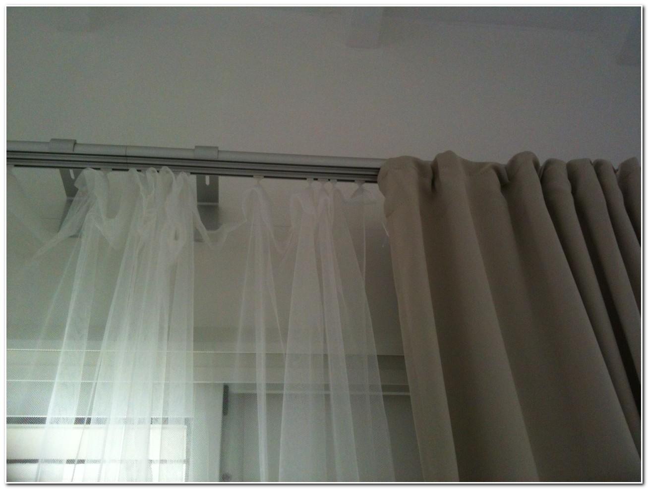 Rails pour rideaux au plafond rideau id es de d coration de maison lblaxomnm7 - Rail rideau plafond ...