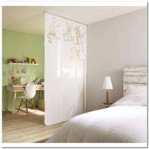 Rideau Blanc Opaque Ikea