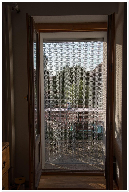 Rideau Moustiquaire à Lamelles Pour Porte