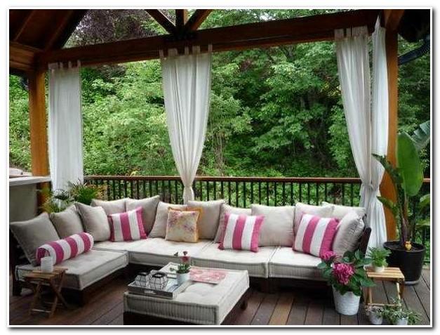 Rideau Plastique Pour Terrasse