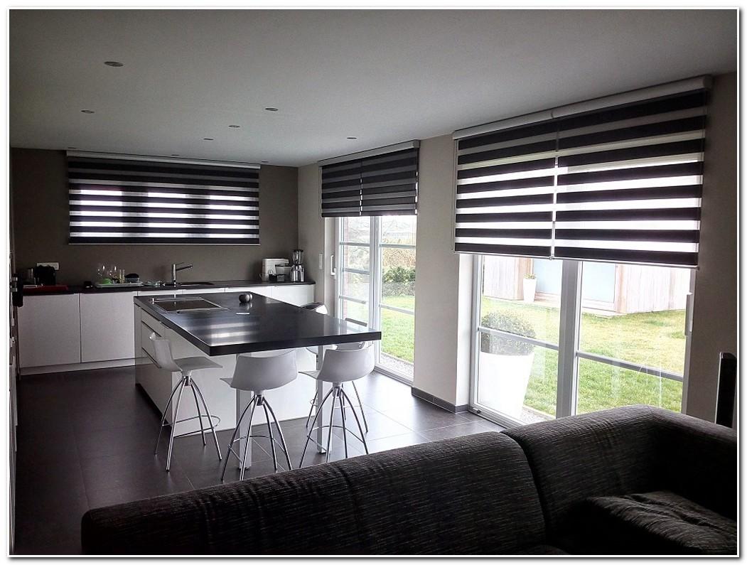 Rideaux Pour Salle A Manger Moderne rideau pour baie vitree avec coffre - rideau : idées de
