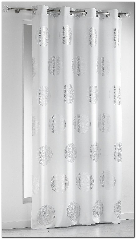 Rideaux Blanc Opaque