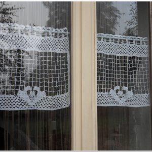 Rideaux En Crochet Patron