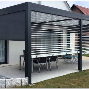 Rideaux Veranda Aluminium