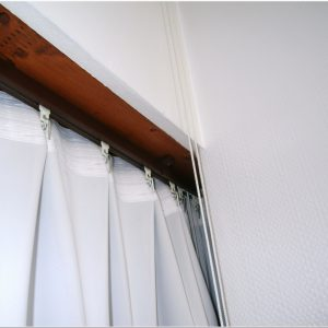 Tringle A Rideau Rail Plafond
