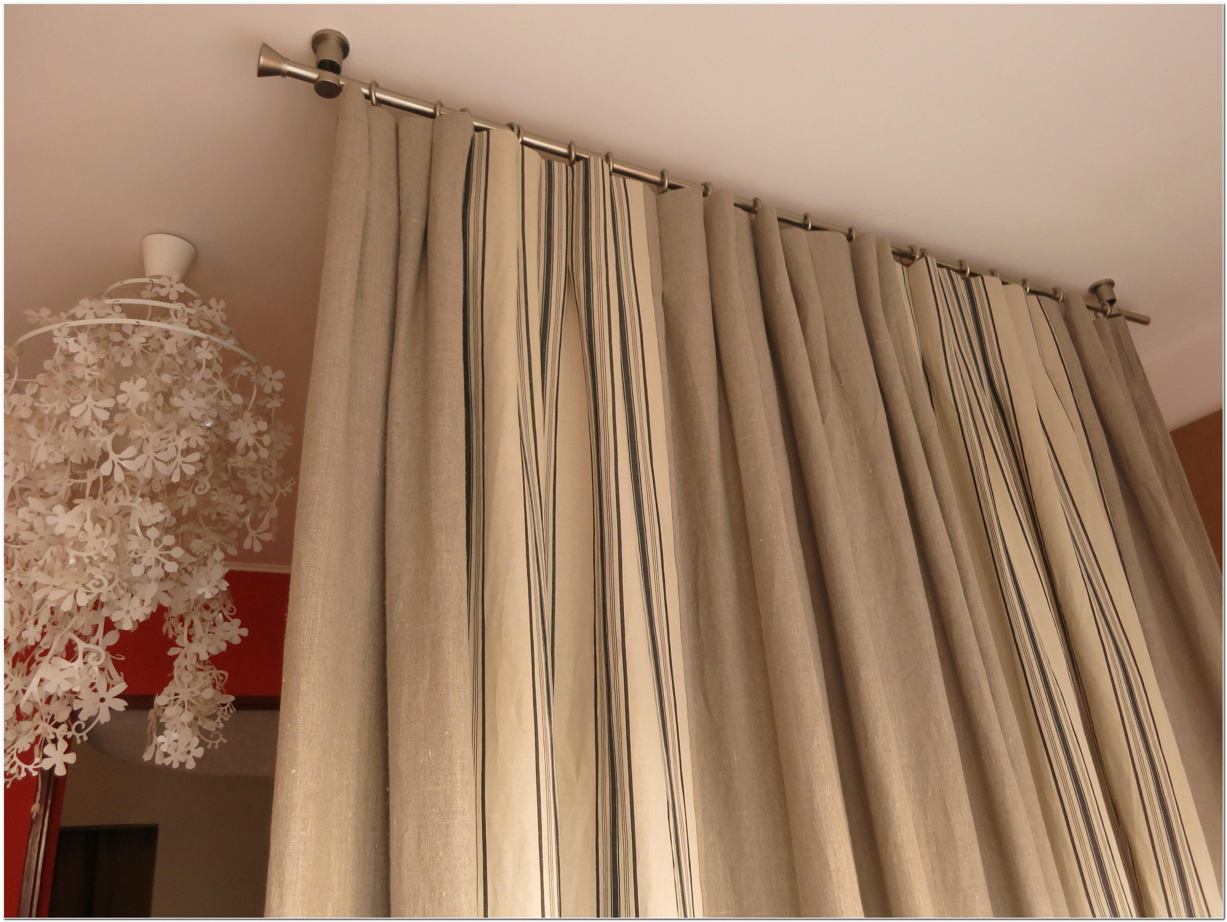 Tringle Pour Rideau Plafond