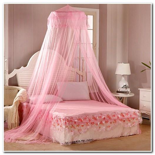 tringle rideau pour ciel de lit rideau id es de. Black Bedroom Furniture Sets. Home Design Ideas