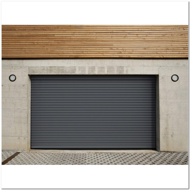 Porte De Garage Rideau Métallique