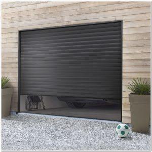 Porte De Garage Volet Roulant Aluminium