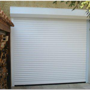 Porte De Garage Volet Roulant Sur Mesure