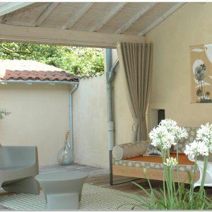 Rideau Pour Terrasse Exterieur Rideau Idées De Décoration De