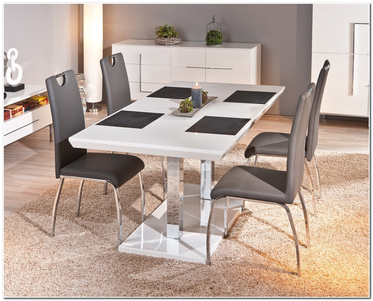 Chaise De Salle à Manger Design Torino B