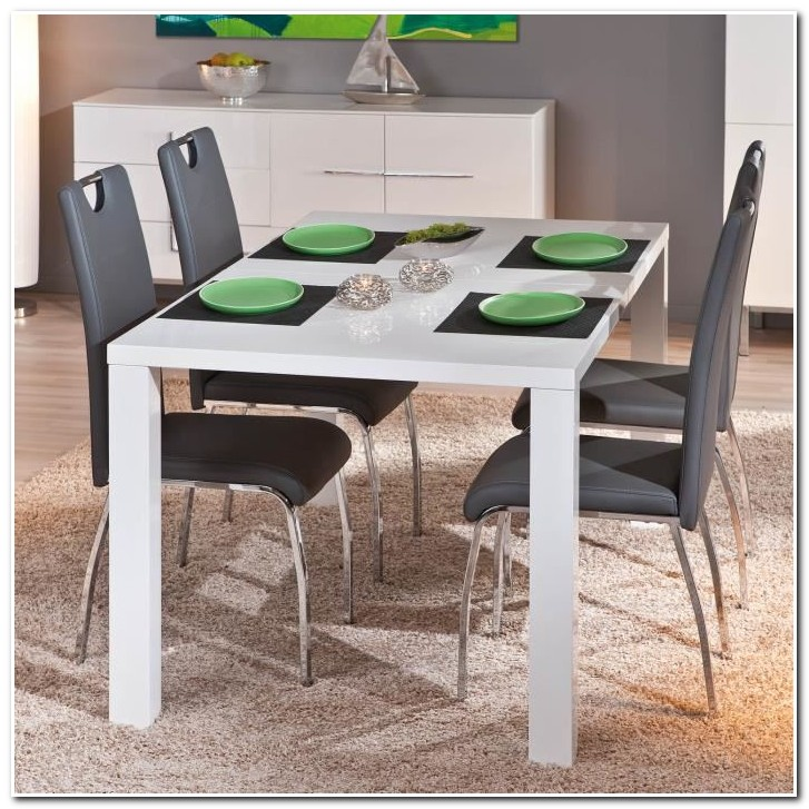 Grande Table De Salle A Manger Contemporaine
